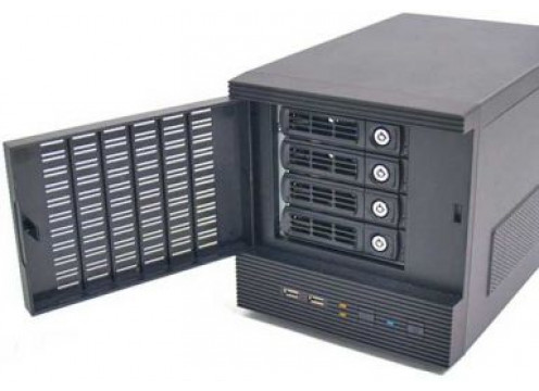 Tiny Server XEON E3-1220V3, 8G, 1T X2, Windows Server 21012 R2 - 15 users