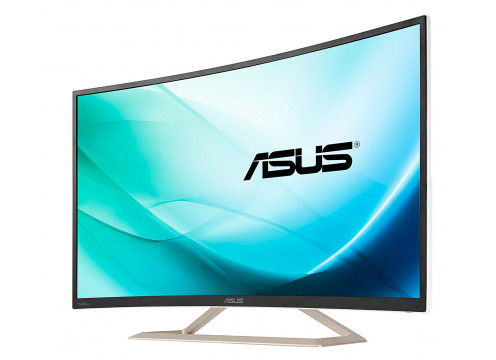 """Asus LCD 31.5"""" Gaming FHD 144Hz Curved Monitor VA326N-W"""