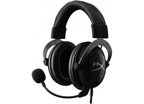 Kingston HyperX Cloud II - Pro Gaming Headset - Gun Metel