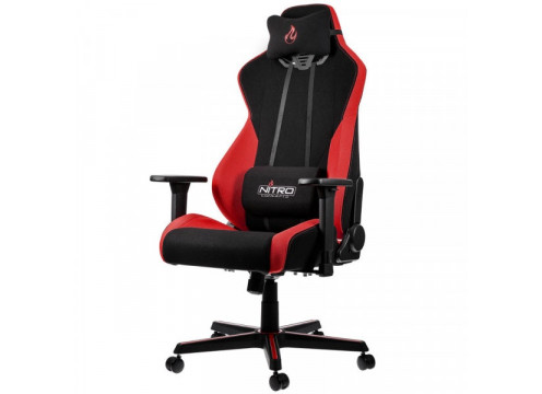 Nitro Concepts S300 Gaming Chair Inferno Red