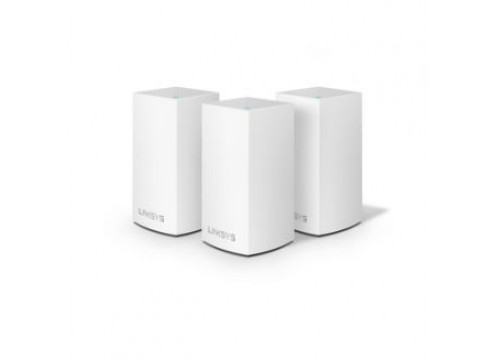 Linksys Velop Whole Home Intelligent Mesh WiFi System, 3-pack AC3900
