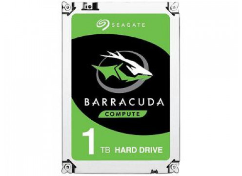Seagate HDD 1.0TB 64MB SATA3 Barracuda
