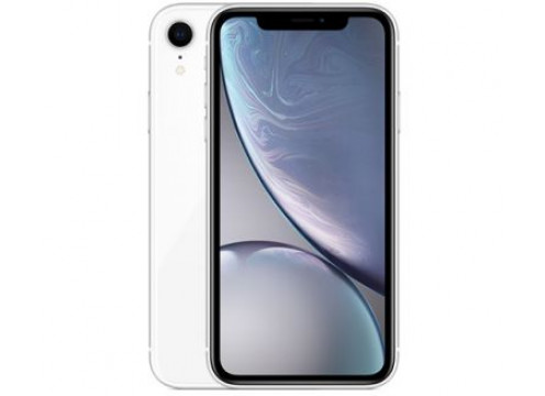 iPhone XR 64GB White - יבואן רשמי