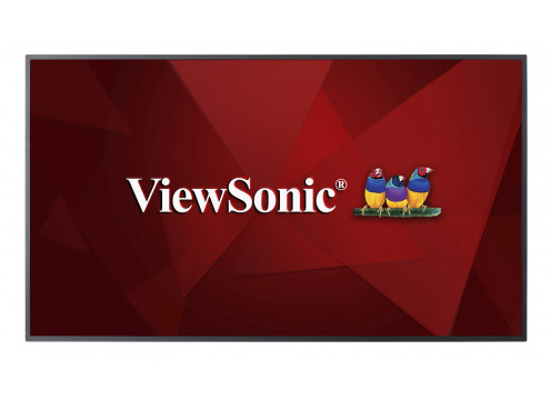 """ViewSonic 55"""" 4K Ultra HD Commercial Display CDE5510"""