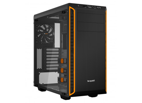 be quiet! Case PURE BASE 600 Window Orange