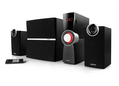 Edifier C2XD 2.1 Speakers 53W Black