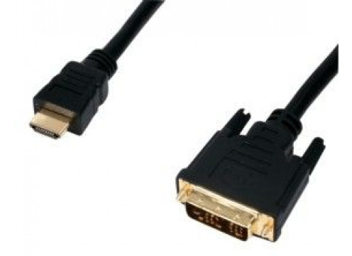 Cable HDMI To DVI Gloden 1.8M