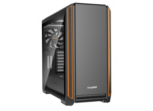 be quiet! Case SILENT BASE 601 Window Orange