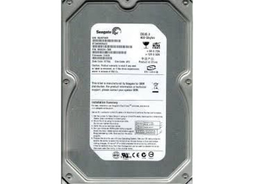 Seagate HDD 400GB 7200 IDE 3.5
