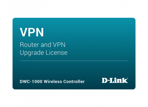D-Link DWC-1000 VPN Upgrade License