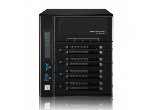 Thecus W4000 6TB included Windows Storage server cloud NAS 25 user license