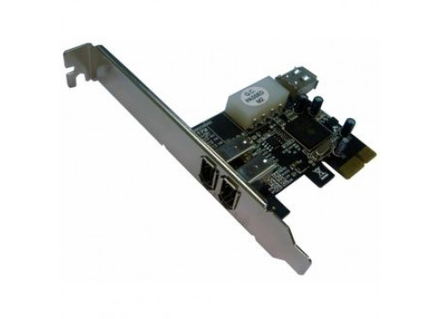 IPPON 1394A PCI-E Card