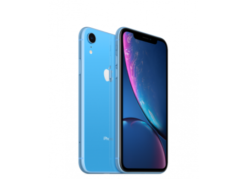 iPhone XR 64GB Blue - יבואן רשמי