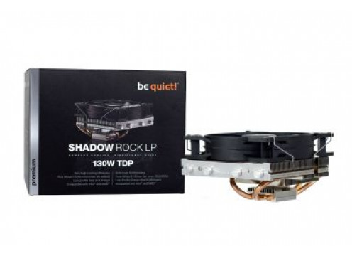 be quiet! CPU Cooling Shadow Rock LP