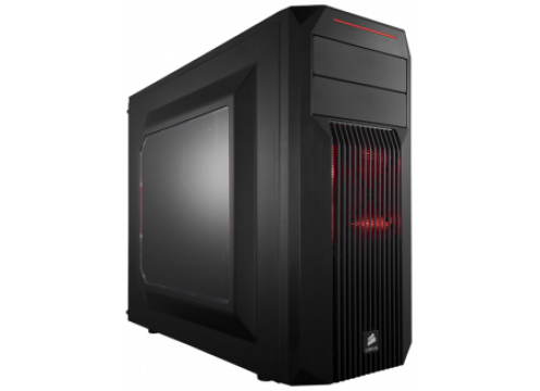Corsair Carbide SPEC-02 Red LED Mid-Tower Gaming Case