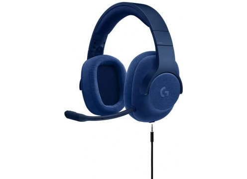 Logitech G433 7.1 Gaming Headset Blue