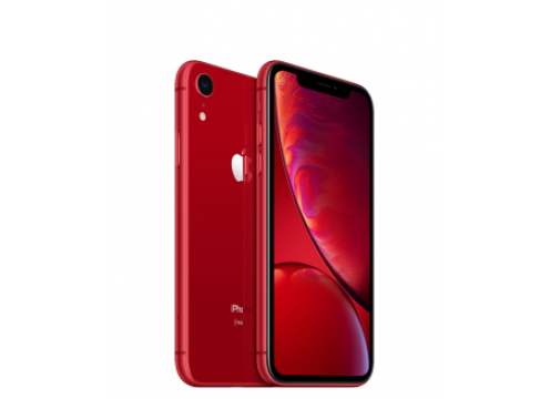 iPhone XR 64GB (PRODUCT) RED - יבואן רשמי