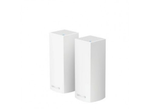 Linksys Velop Whole Home Intelligent Mesh WiFi System, 2-pack AC4400