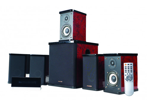 Microlab H500 5.1 Wooden 270W Speakers