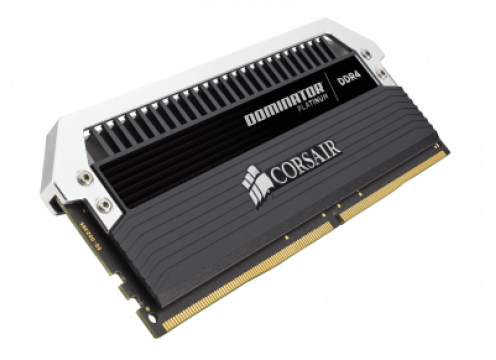 Corsair DDR 4 16G (8Gx2) 3000 CL15 Dominator Platinum CMD16GX4M2B3000C15