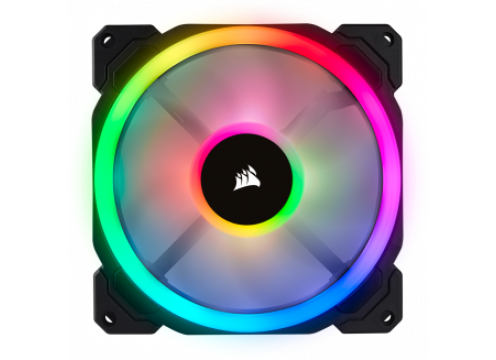 Corsair LL140 RGB 140mm Dual Light Loop RGB LED PWM Fan