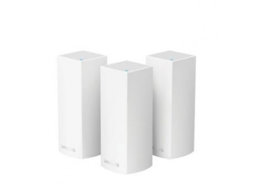 Linksys Velop Whole Home Intelligent Mesh WiFi System, 3-pack AC6600