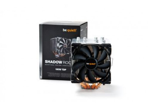 be quiet! CPU Cooling Shadow Rock 2