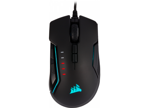 Corsair Glaive RGB Pro Gaming Mouse Aluminum