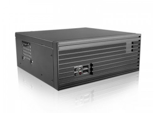 Industrial Case Compact Stylish Mini-ITX