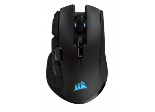 Corsair IRONCLAW RGB Wireless Gaming Mouse Black