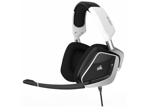 Corsair VOID PRO RGB USB Premium Gaming Headset with Dolby Headphone 7.1 White