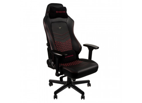Noblechairs HERO Gaming Chair Black/Red