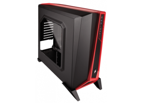 Corsair Carbide SPEC-ALPHA Mid-Tower Black/Red