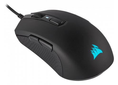 Corsair M55 RGB PRO Ambidextrous Multi-Grip Gaming Mouse Black