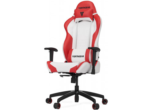 Vertagear Racing Series S-Line SL2000 Gaming Chair White/Red Edition