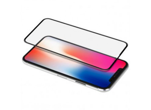 IPhone X/XS BMW TEMPERED GLASS With Invisible Logo