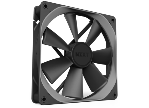 NZXT AER P120 120MM PWM FAN Gray