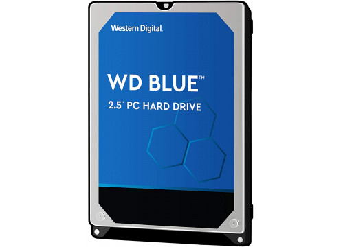 WD HDD 500GB 5400 16MB SATA3 Blue 2.5 New Pull