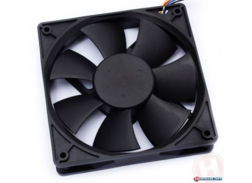 Ippon 120mm Fan Black