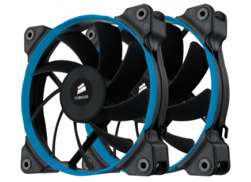 Corsair SP120 PWM Quiet Edition High Static Pressure Fan Twin Pack
