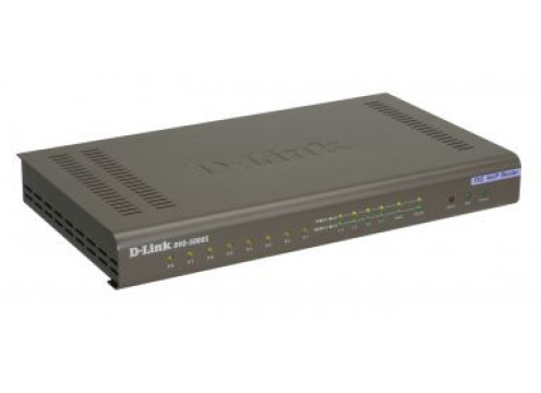 VOIP Station Gateway 8 Port (8X FXP + 4X Gigabit Lan)
